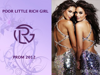 Poor Little Rich Girl Prom 2012